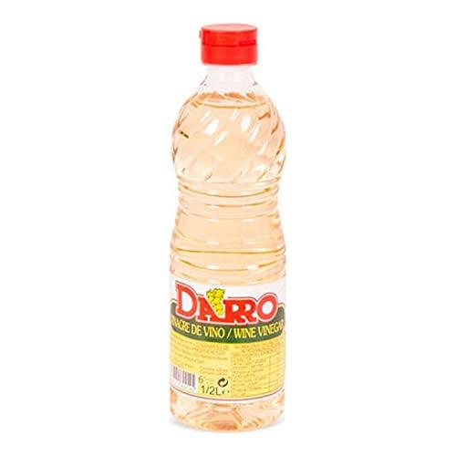 Vinagre Darro Vino Blanco (500 ml)