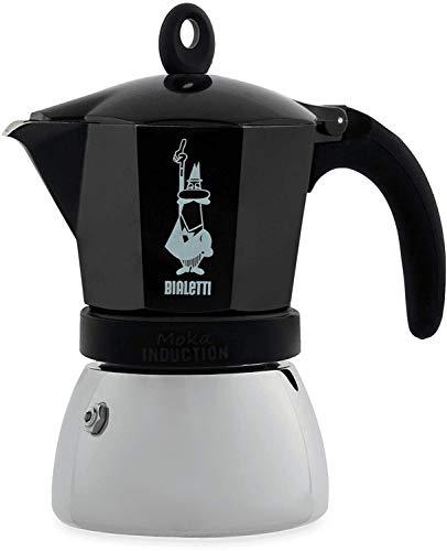 Bialetti Moka Induction, Cafetera apta para inducción