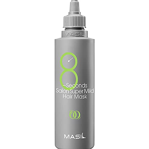 8 Seconds Salon Super Mild Hair Mask Care New arrival Treatment- be For Sales results No. 1