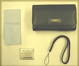 JVC BN-VG212 Battery + Case +Wrist Strap for, JVC GZ-VX705, JVC GZ-VX715, JVC GZ-VX755, JVC GZ-VX775