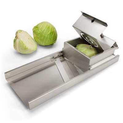 Harvest Fiesta USA Made Standard Stainless Steel Cabbage Shredder