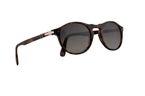 Persol 3204-S Gafas De Sol Havana Con Lentes Gris Degradado 51mm 10871 PO 3204S PO3204S PO3204-S