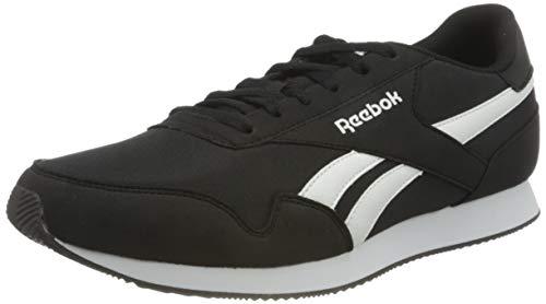 Reebok Royal CL Jogger 3, Zapatillas Unisex Adulto, Multicolor (Negro/Blanco/Negro), 41 EU
