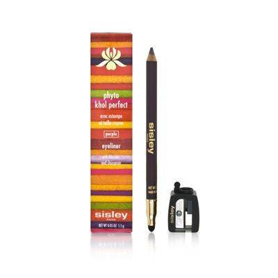 Sisley Perfect Eyeliner with Blender and Sharpener, Purple, Phyto Khol, 0.5 Ounce
