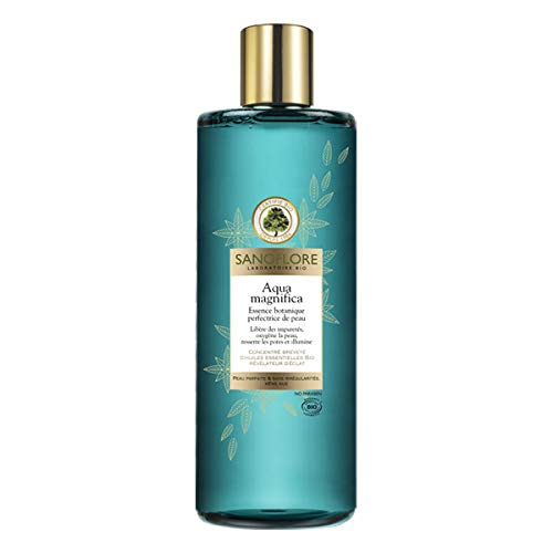 Sanoflore - Aqua Magnifica Lotion Perfectrice De Peau Bio 400Ml - Vendu Par Pièce - Livraison Gratuite En France