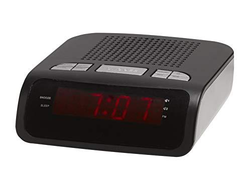 Denver CR-419 Uhrenradio (Wecker, PLL FM Radio)