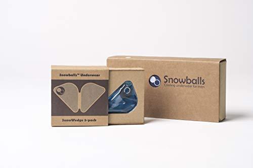Snowballs Cooling Fertility Boxer Briefs for Men | Comfort Underwear