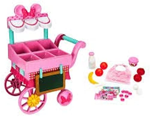 +d Minnie Mouse Farmers 'Market Spielset