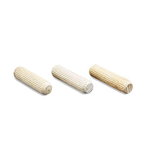 Holzdübel für den Möbelbau 10 mm, 30 Stk