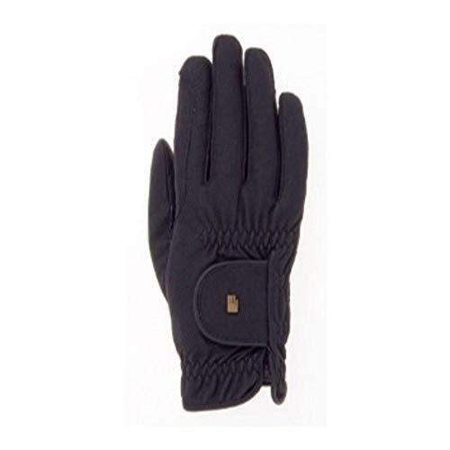 Roeckl Roeck-Grip Winter Unisex Gloves 7 Black