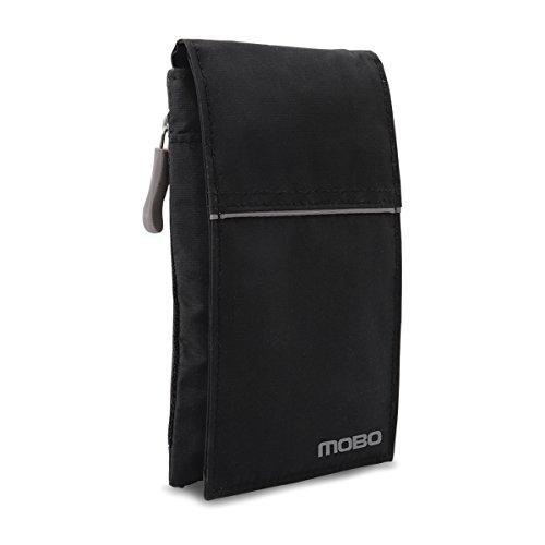 MOBO Funda Bag Color Negra (para Celular Universal)