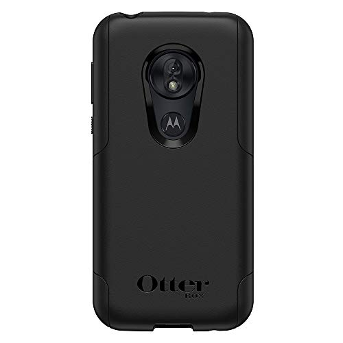 OtterBox Commuter LITE Series Case for Moto G7 Play - Retail Packaging - Black