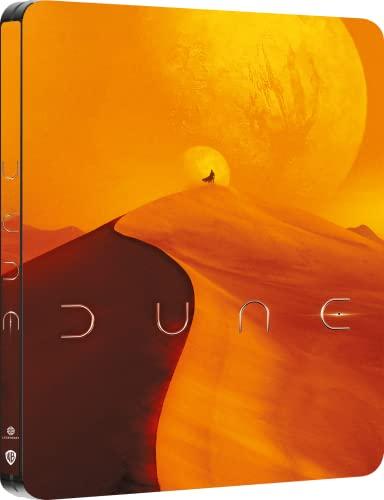 Dune Steelbook (4K Ultra HD + Blu-Ray) (2 Blu Ray)