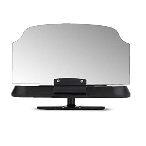 Naisedier Coche HUD Head Up Display Titular del teléfono de navegación GPS Dash teléfono Celular Titular de Montaje Multifuncional Reflexión proyector de teléfono móvil Soporte, diseño Simple