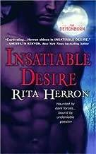 Insatiable Desire: The Demonborn, Paranormal Romance