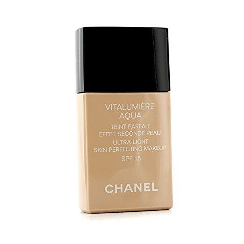 Chanel Vitalumiere Aqua Ultra Light Skin Perfecting M/U SPF15 - # 50...
