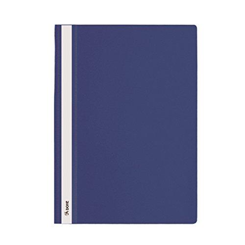 Dohe 91358 - Dossiers con fástener, A4, color azul