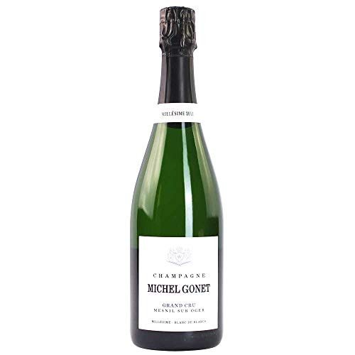 Champagne Michel Gonet Brut 2011 Grand Cru Blanc de blancs Weißwein trocken Champagne Michel Gonet Champagne Frankreich 750ml-Fl