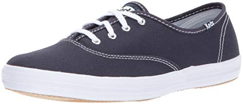 Keds Damen CHAMPION CVO CORE CANVAS Sneakers, Blau (Navy 200), 37.5 EU