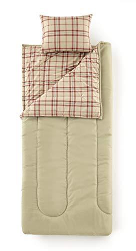 Thermee - Schlafsäcke in Tanne/Fashion Plaid, Größe Einheitsgröße