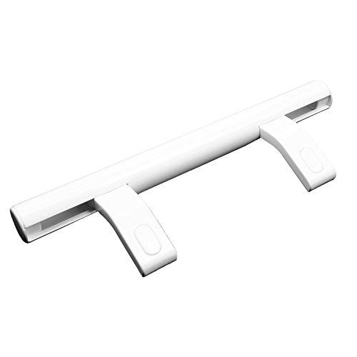 ✧WESSPER® Türgriff, Griff für Kühlschrank/Gefrierschrank für Bosch KIN86AF30/01