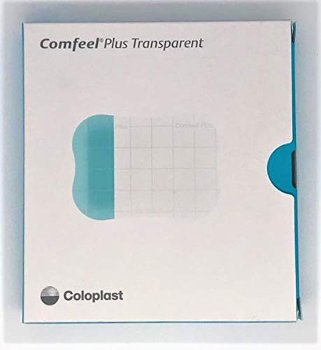 Comfeel 35300 Verbände, Plus, 5 cm x 7 cm (10-er pack)