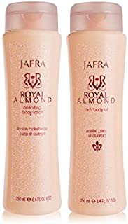 JAFRA ALMOND OIL AND LOTION SET