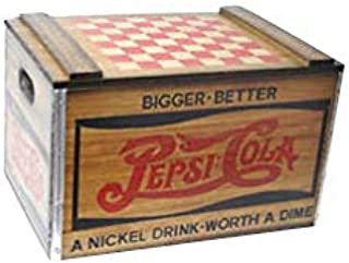 Best pepsi wooden box Reviews