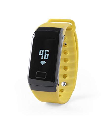 MKT Reloj Inteligente Shaul Amarillo