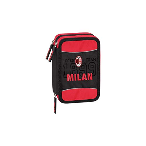 CORREDINO 3 CERNIERE AC MILAN COLLEZIONE 2019-20 ART.60371
