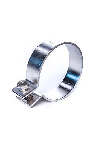 DIN 71555 Schelle Ø 25-152,5 mm verzinkt Schlauch Rohrschelle Schelle Breitbandklemme Auspuff Rohr, Durchmesser:Ø 35 mm/Artikel 10578
