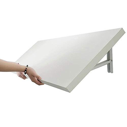 Mesa plegable plegable de pared, escritorio de cocina y mesa de ...