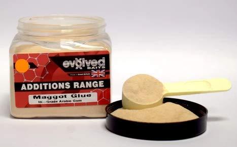 Evolved Baits Maggot Glue (Arabic Gum) 200g