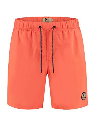 Shiwi - Bañador para hombre naranja S