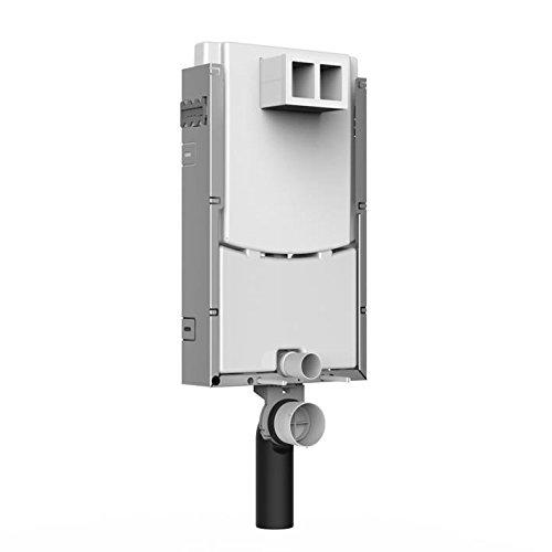 WC-Element VIS f.Nassbau m.UP-Spülkasten 6l BH:1090mm