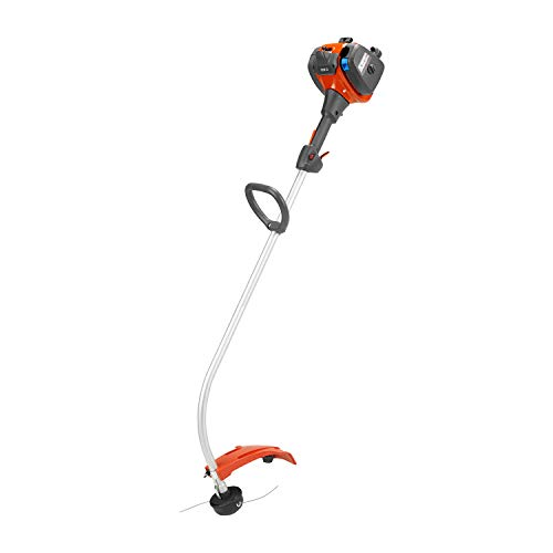 "Husqvarna 129C 17"" Cutting Path Gas String Trimmer,Orange"