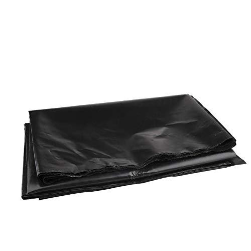 æ— 2 x 4 m Teichfolie Teichfolie Teichfolie schwarz für kleine Teiche, Fischteiche, Bachbrunnen und Gartenwasserfall