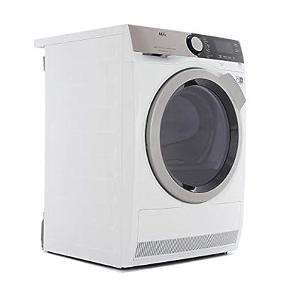 AEG T8DEC946R 8000 Series 9KG Heat Pump Tumble Dryer White