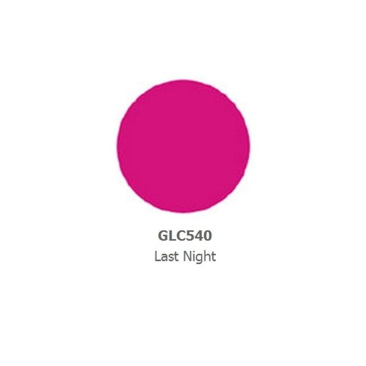 すり頭痛批判LA GIRL Luxury Creme Lip Color - Last Night (並行輸入品)