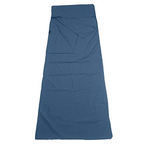 zhouweiwei El Saco de Dormir de Viaje para Adultos de algodón Ultra Ligero portátil de Interior del Hotel es un Saco de Dormir Simple y Conveniente