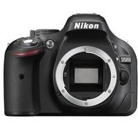 Nikon D5200 24.1 MP CMOS Digital SLR Camera Body Only  Black