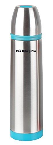Orbegozo TRL 370 - Termo líquido, inox, 350 ml, color turqu