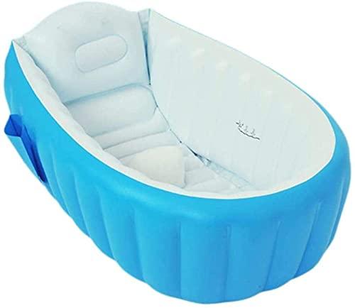 Bañera inflable multifuncional portátil plegable bañera de ducha bañera para bebé