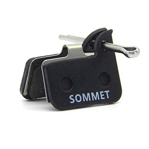 SOMMET Pastillas Freno Disco Semi-metálico para SRAM HRD Rival Red Force S700