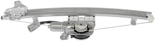Dorman 748-015 Power Window Motor and Regulator Assembly for Select Nissan Models