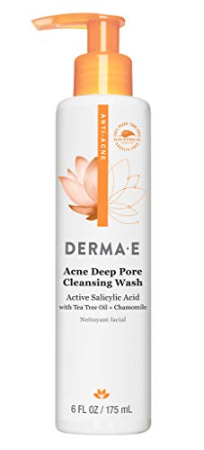 DERMA E Very Clear Acne Cleanser with Salicylic Acid