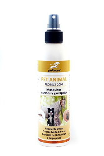 Peticare Multi-Repelente Insectos Animales - Spray