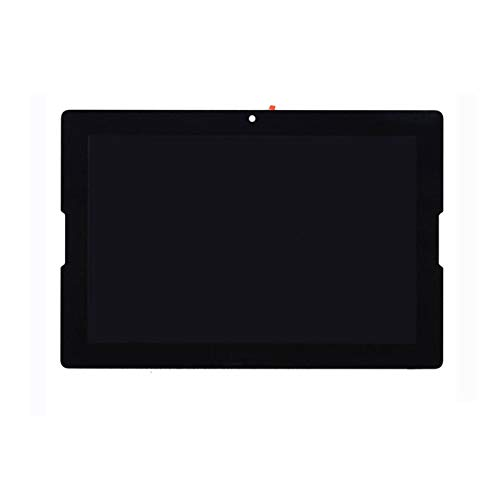 Screen replacement kit 10.1 Inch Fit For Lenovo Tab A10-70 A7600-H A7600 A7600-F Replacement LCD Display Touch Screen+Frame Assembly Repair kit replacement screen (Color : With Frame)