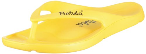 Betula Energy 083581, Damen, Clogs & Pantoletten, Gelb, EU 39  (UK 5.5)  (US L 8  M 6)