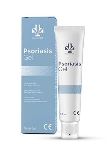 CANNASEN®CBD Psoriasis Gel